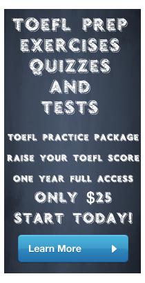 ePrepz TOEFL